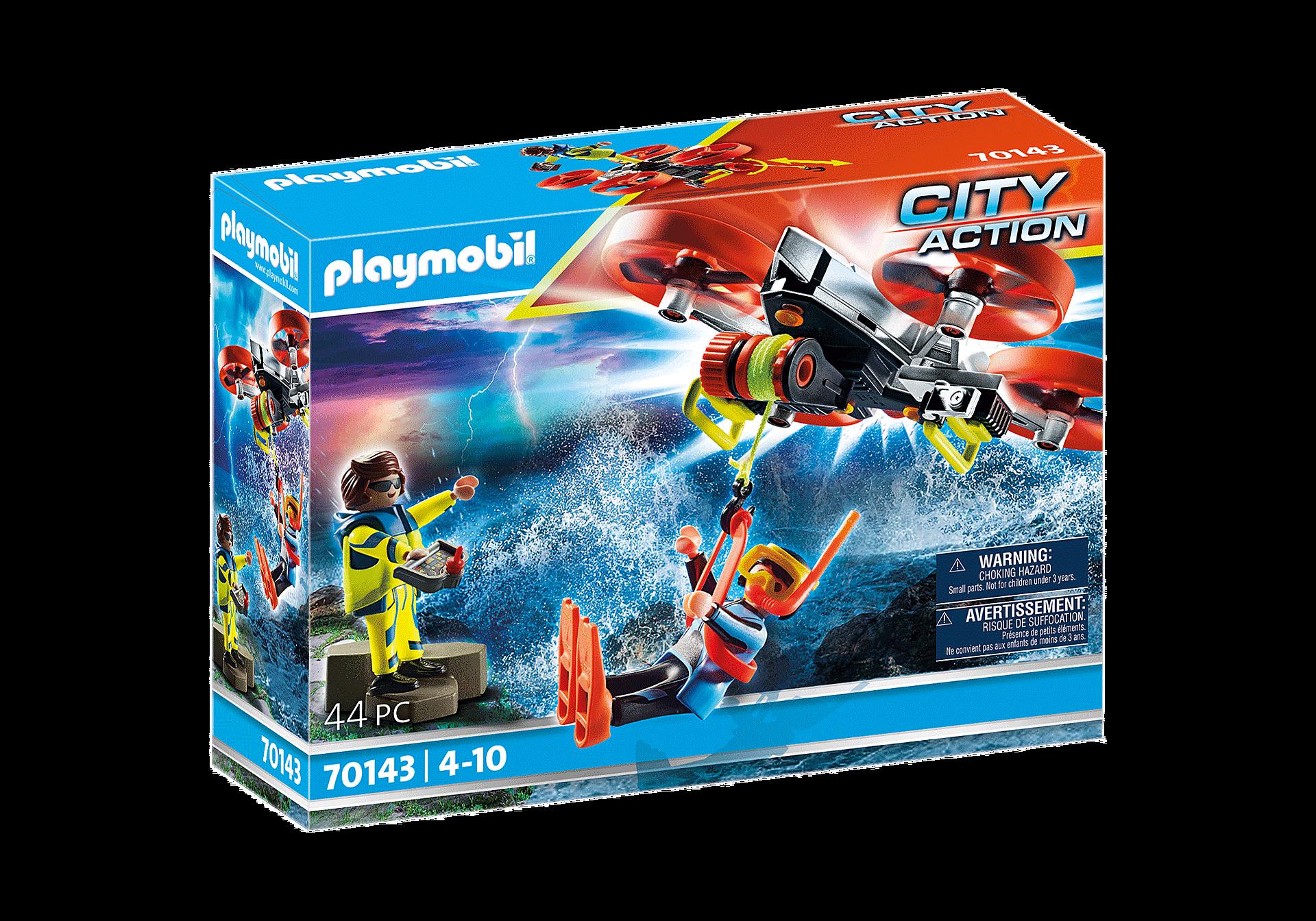 70143 Drone di salvataggio della Guardia Costiera zoom image2