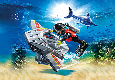 70145 Diving Scooter
