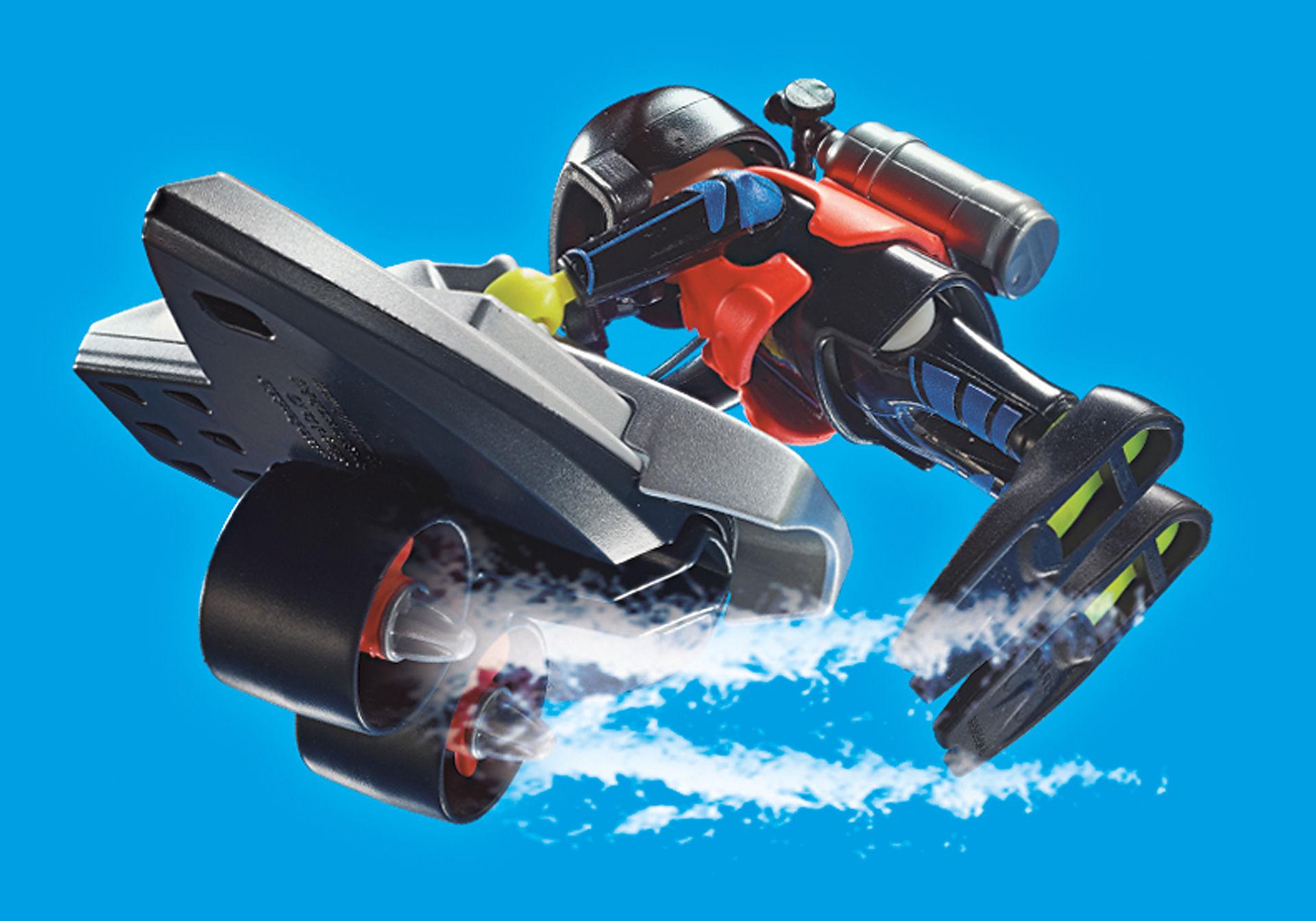 70145 Redding op zee: duikscooter in de reddingsmissie zoom image4
