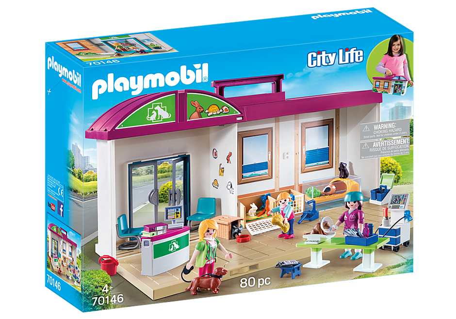 http://media.playmobil.com/i/playmobil/70146_product_box_front/Clinique vétérinaire transportable