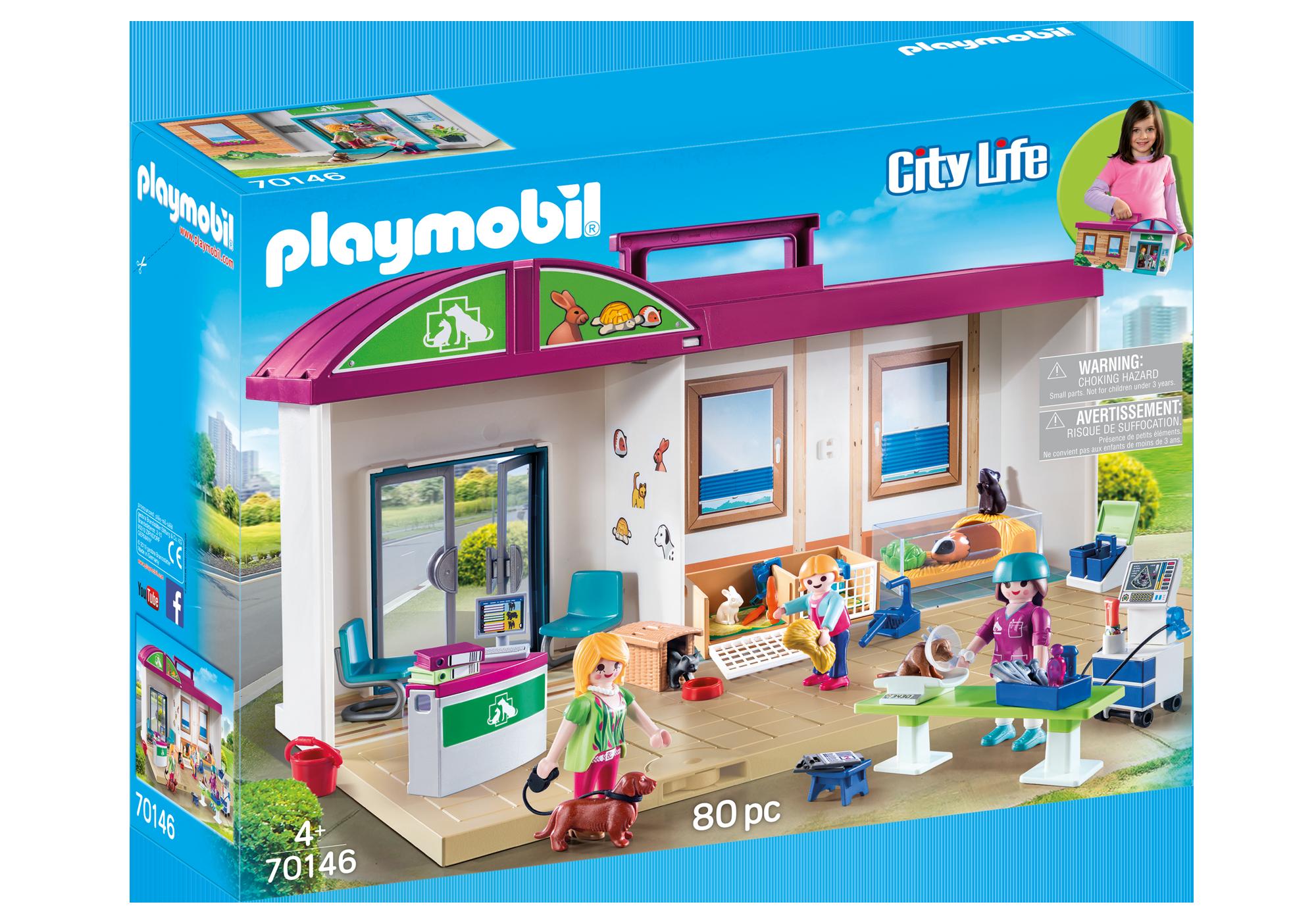 http://media.playmobil.com/i/playmobil/70146_product_box_front/Clinique vétérinaire transportable