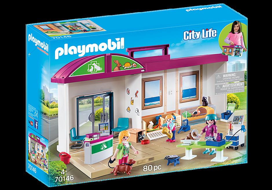 http://media.playmobil.com/i/playmobil/70146_product_box_front/Veterinärklinik att ta med