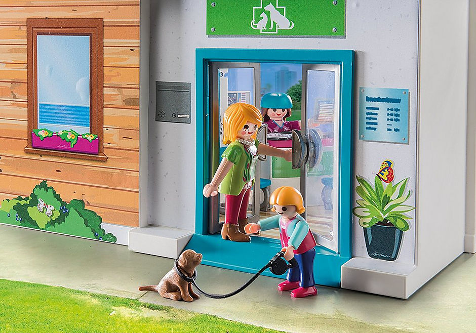 70146 Przenośna klinika dla zwierząt detail image 4