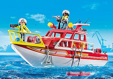 70147 Barca dei Vigili del Fuoco