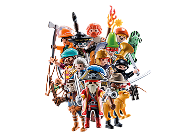 70148 PLAYMOBIL - Figures Fiúknak (Series 20)