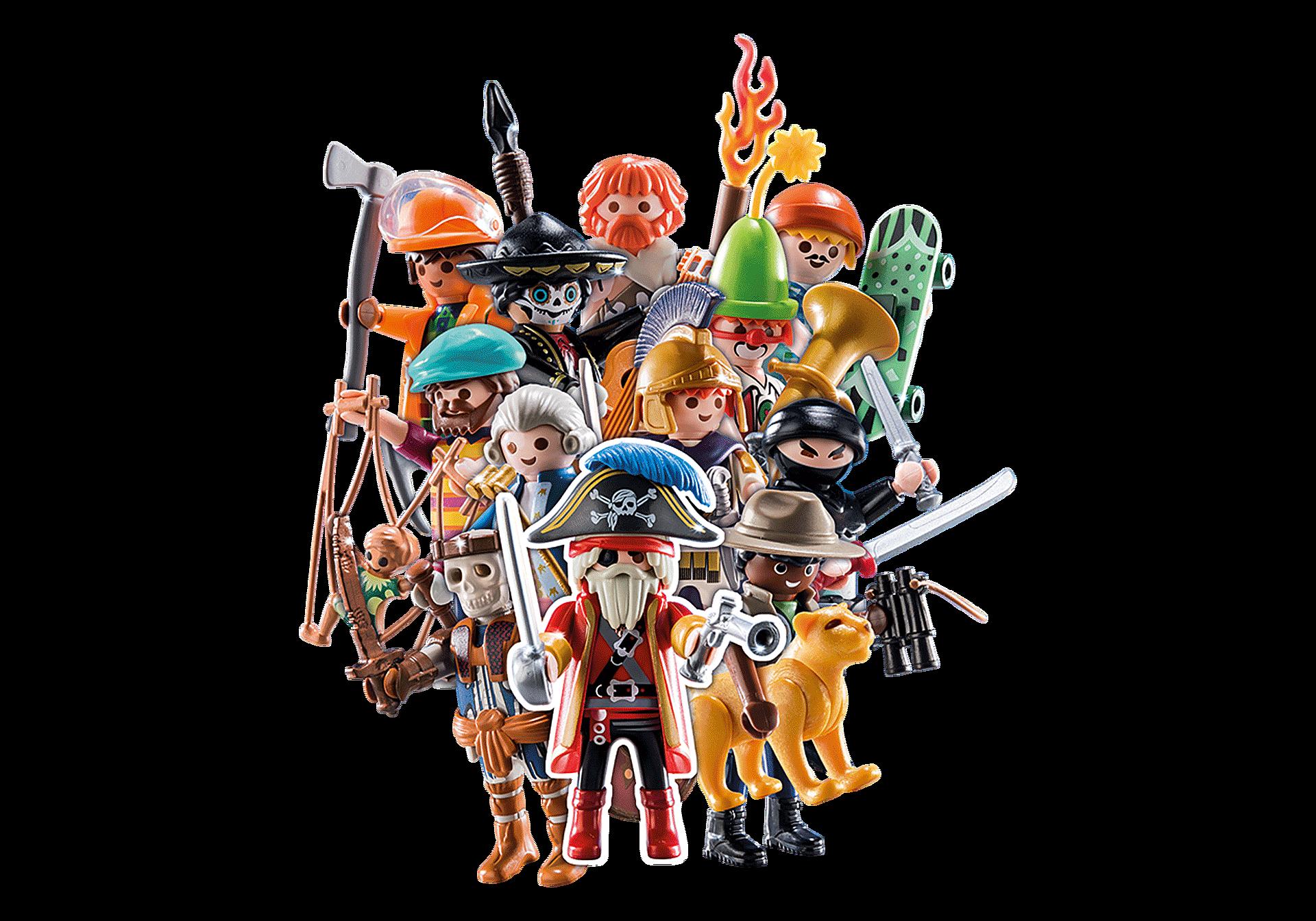 70148 PLAYMOBIL Figures Garçons série 20 zoom image1