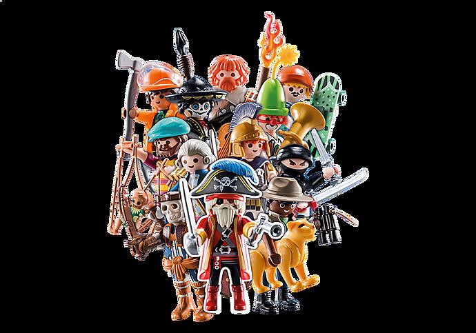 70148 PLAYMOBIL Figures Garçons série 20