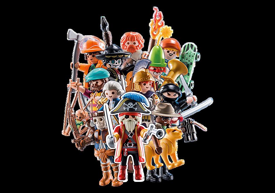 70148 PLAYMOBIL-Figures Boys (seria 20) detail image 1
