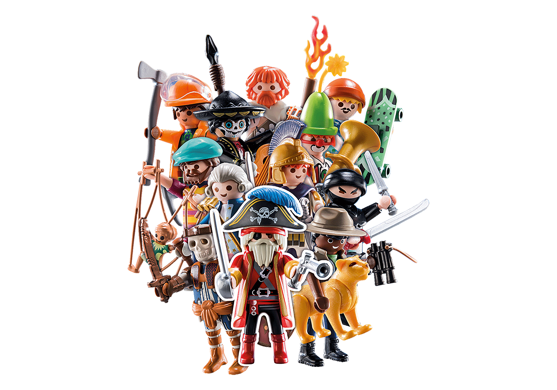 70148 PLAYMOBIL-Figures Boys (serie 20) zoom image1