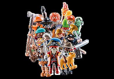 70148 PLAYMOBIL-Figures Jongens (Serie 20)