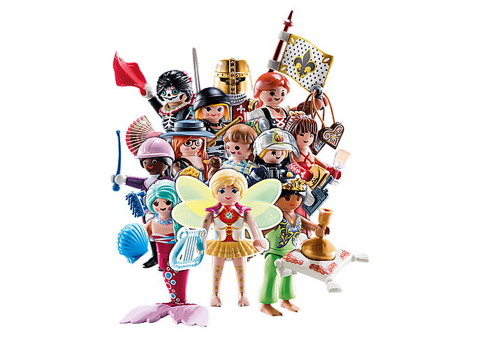 70149 PLAYMOBIL Figures Girls (Serie 20)