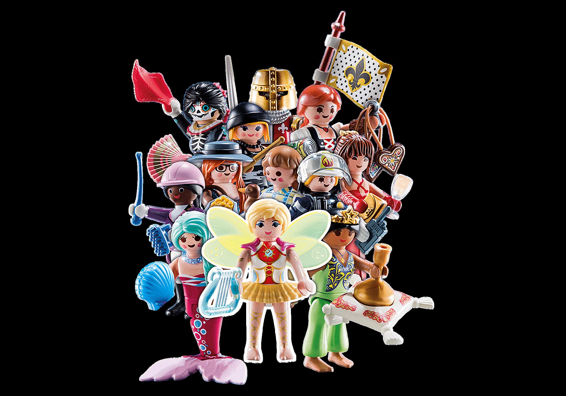 70149 PLAYMOBIL Figures Series 20 - Girls zoom image1