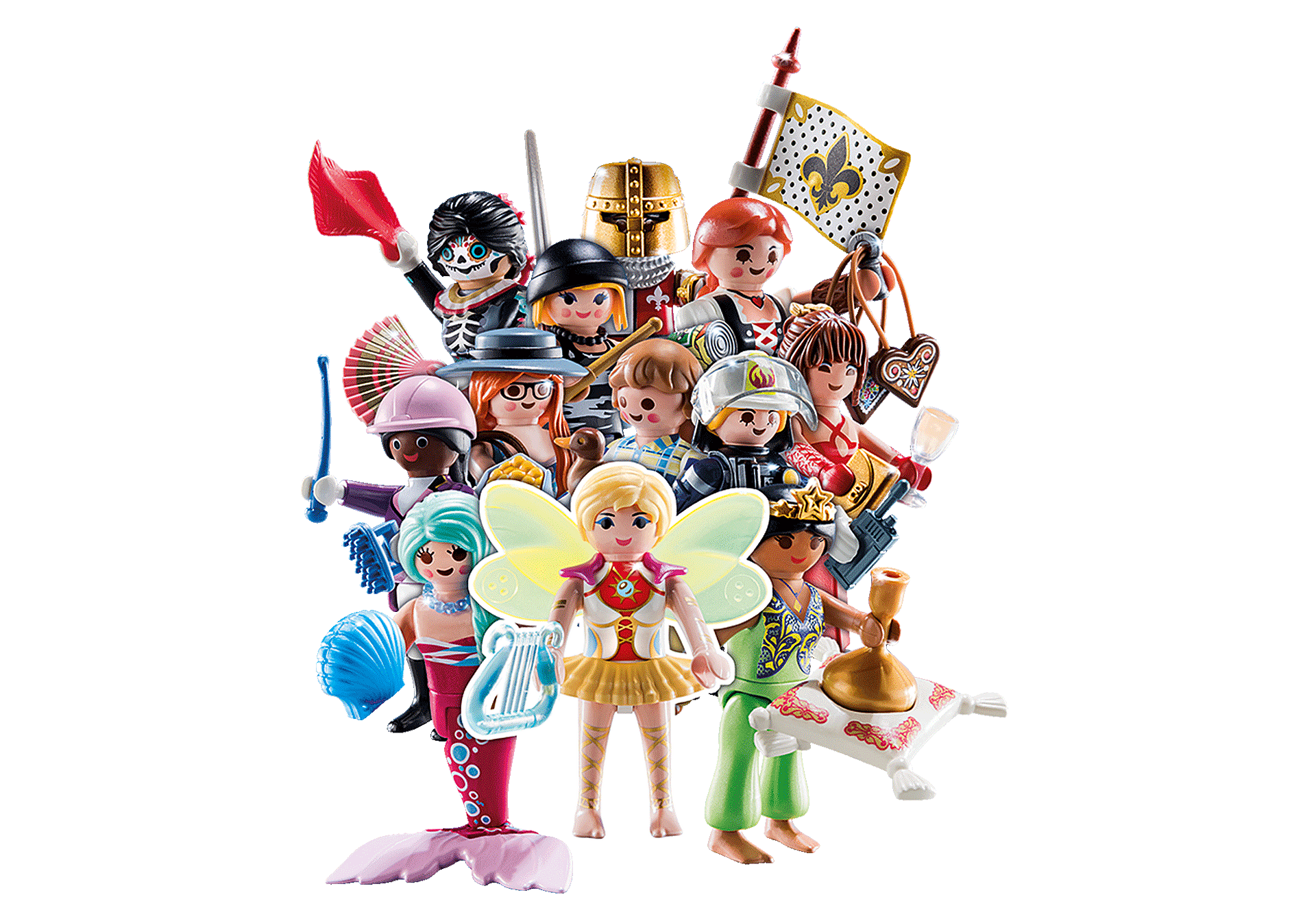 70149 PLAYMOBIL-Figures Girls (Serie 20) zoom image1