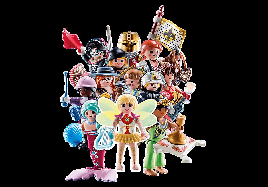 70149 PLAYMOBIL-Figures Meisjes (Serie 20) detail image 1