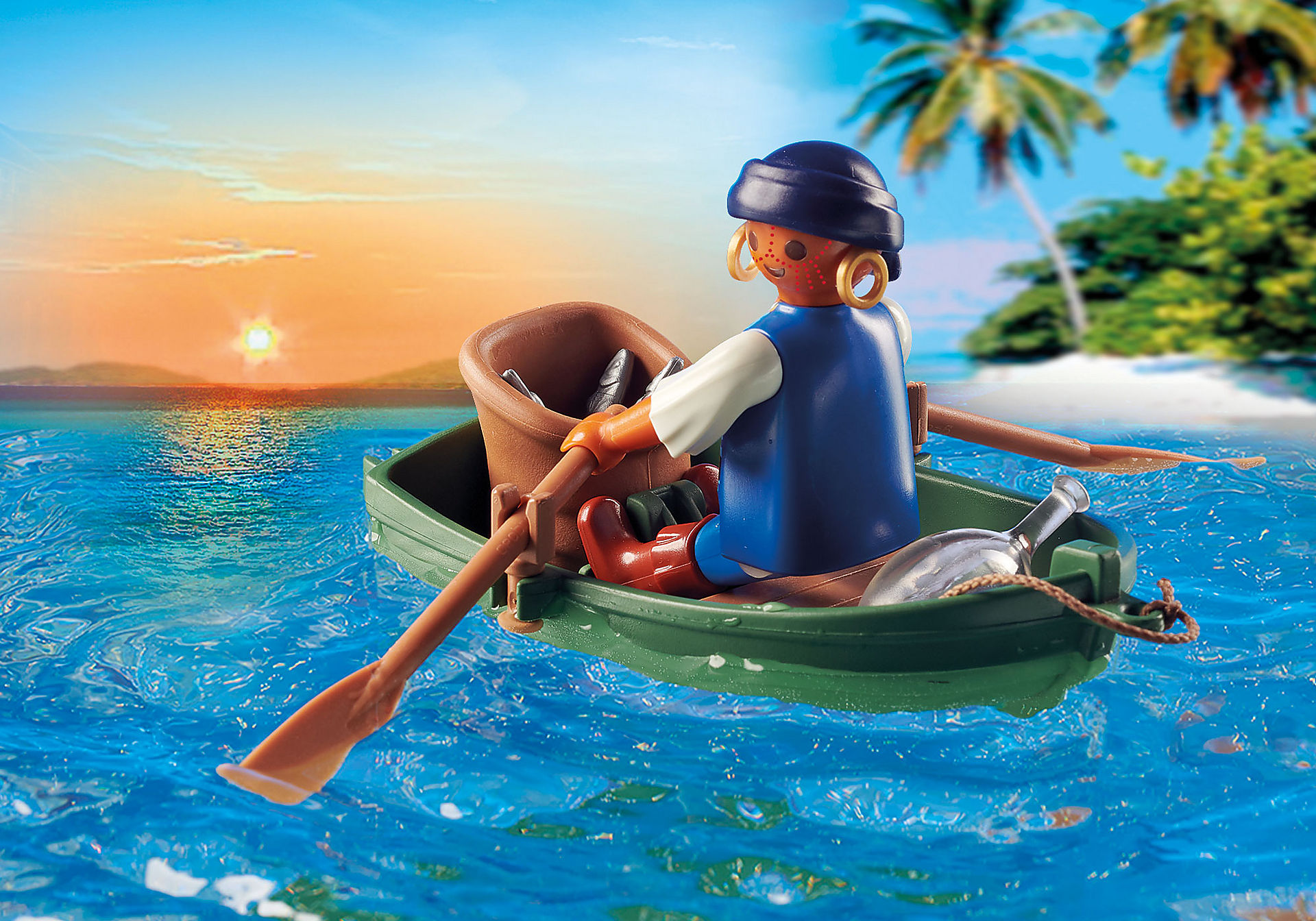 70150 Isla Pirata Maletín zoom image5