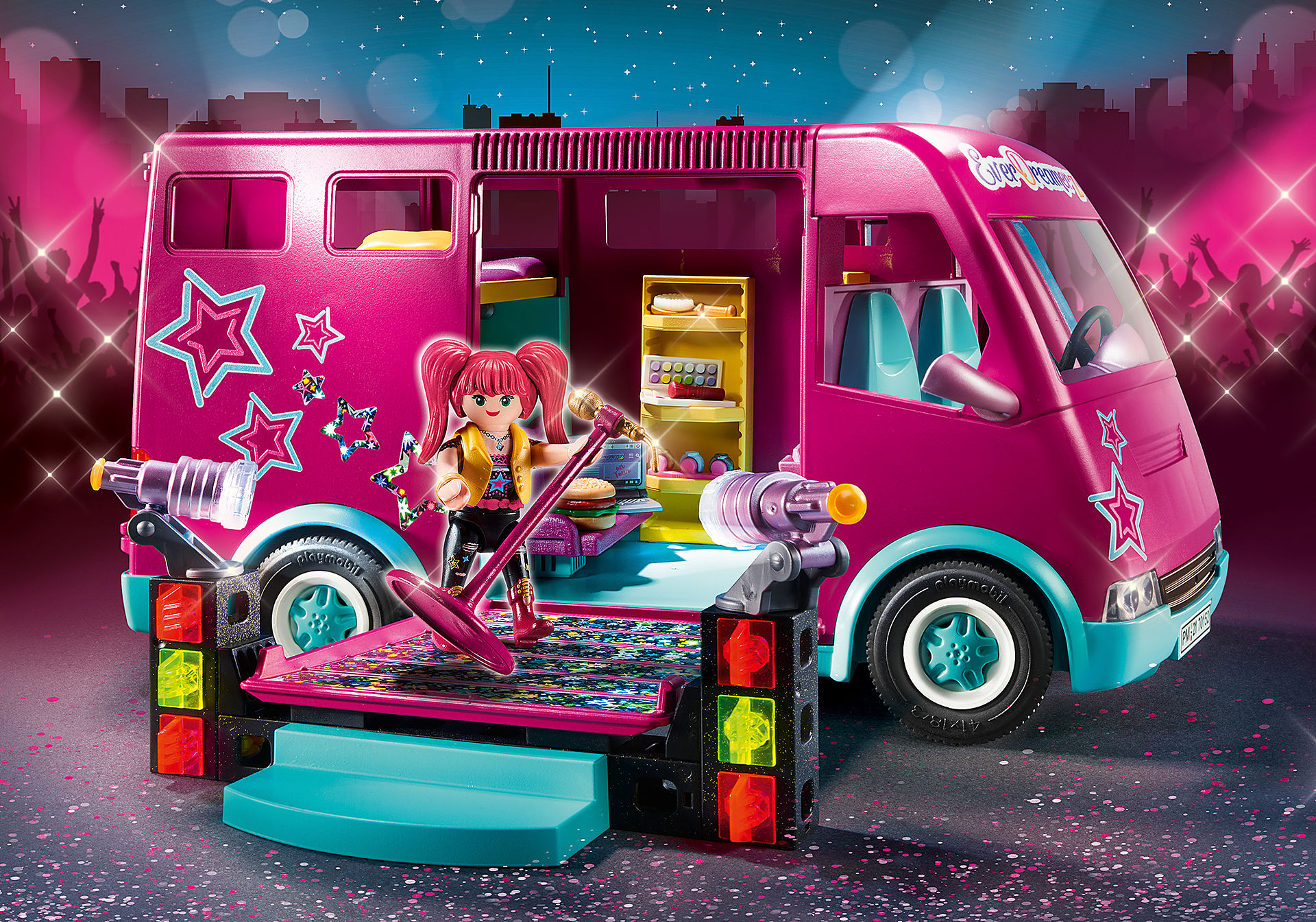 70152 EverDreamerz Tour Bus zoom image1
