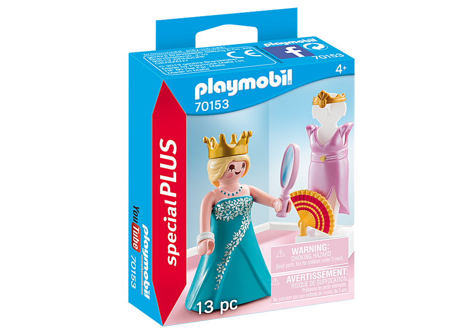 70153 Princesa con Maniquí detail image 2
