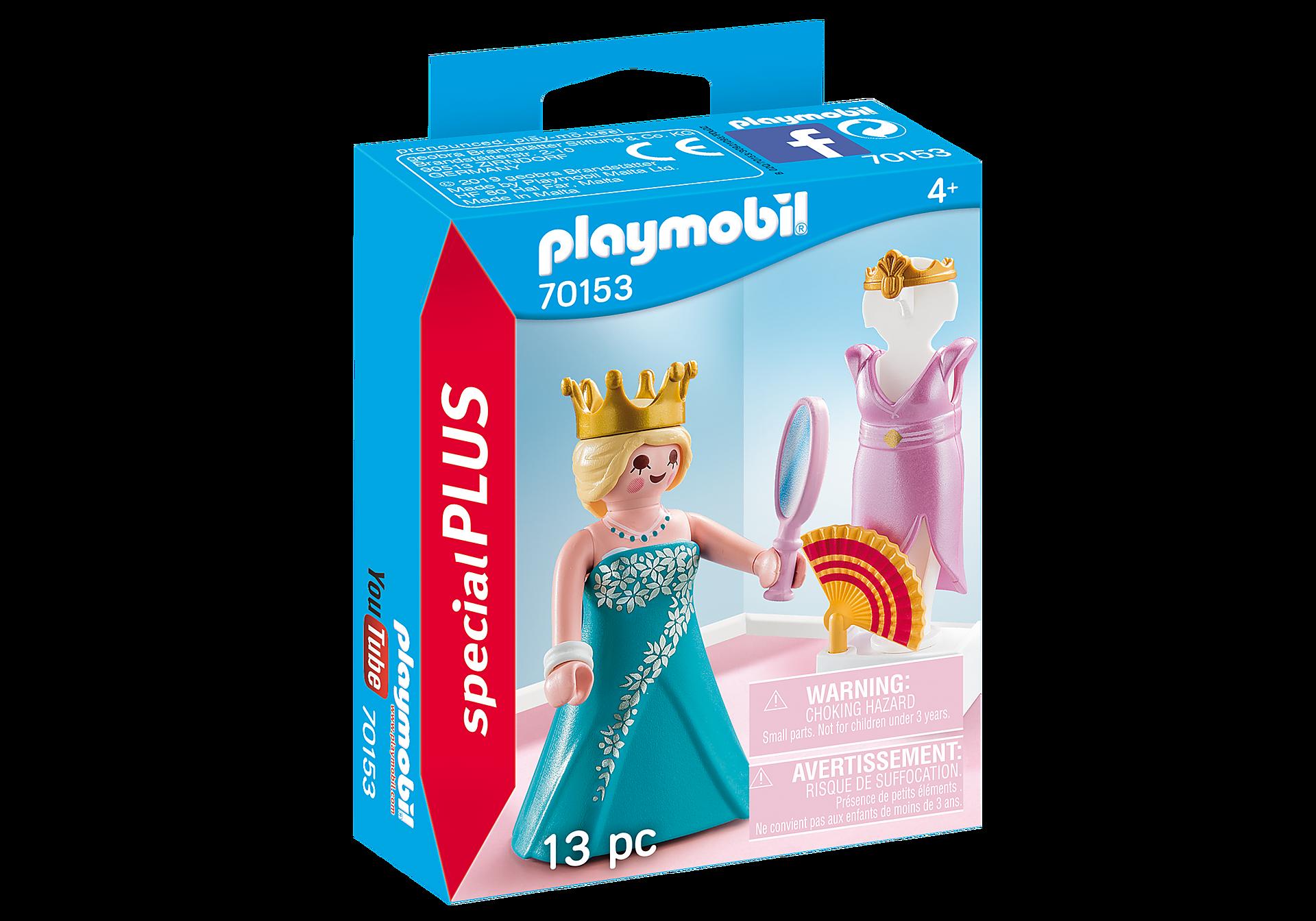 70153 Prinsessa med mannekäng zoom image2