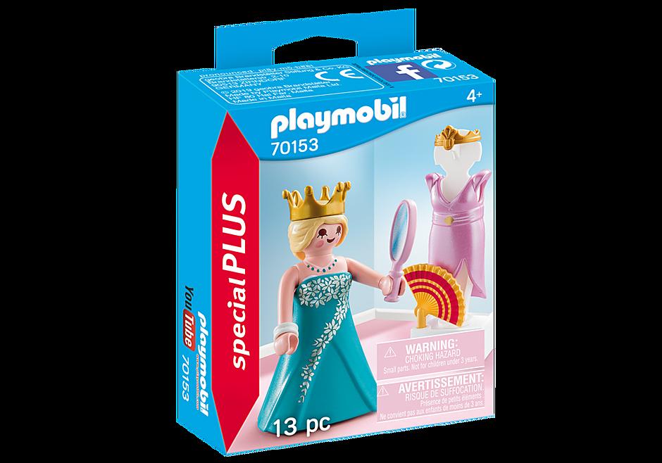 70153 Prinsesse med påklædningsfigur detail image 2