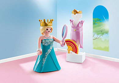 70153 Princess with Mannequin