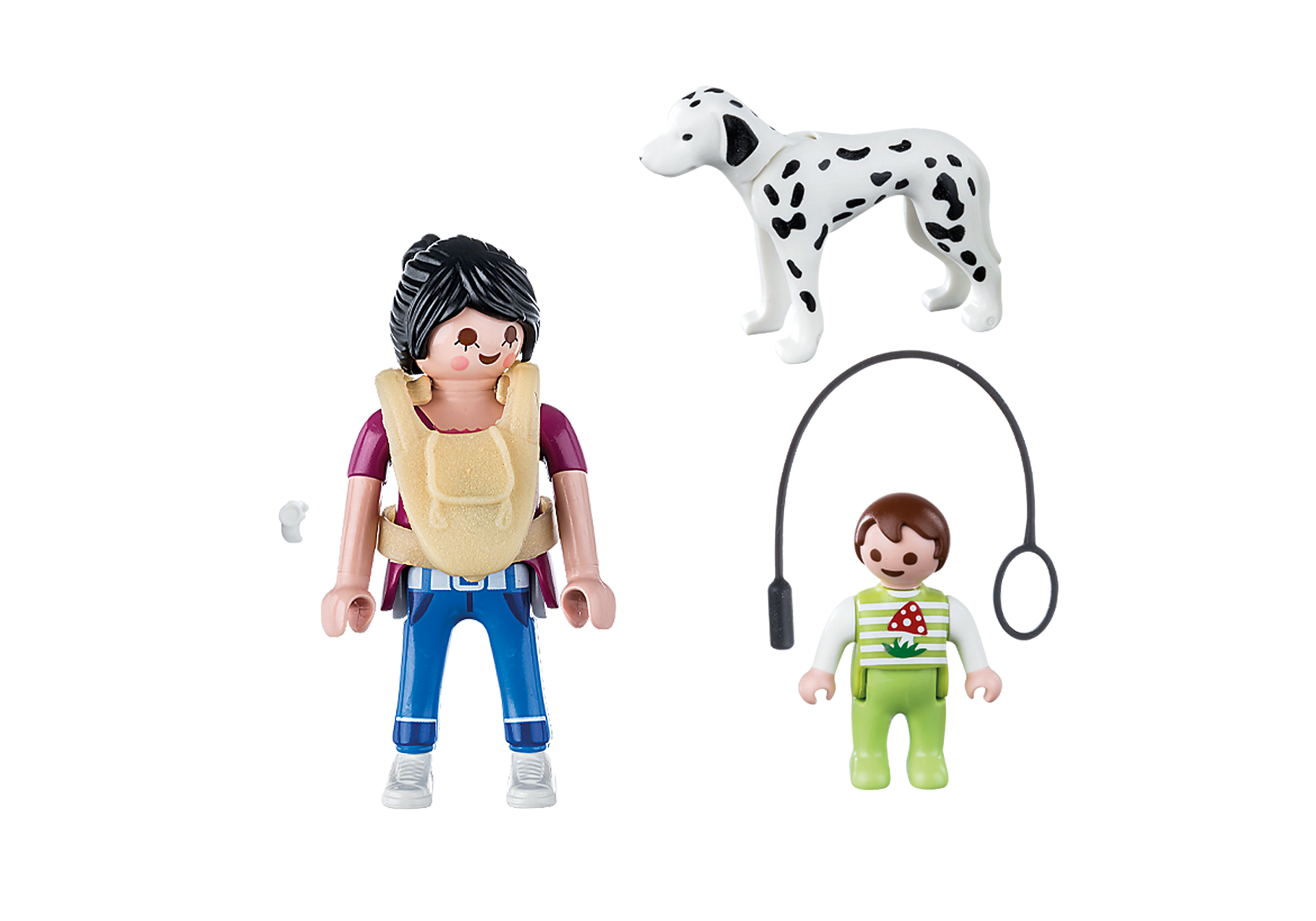 70154 Mor med baby og hund zoom image3