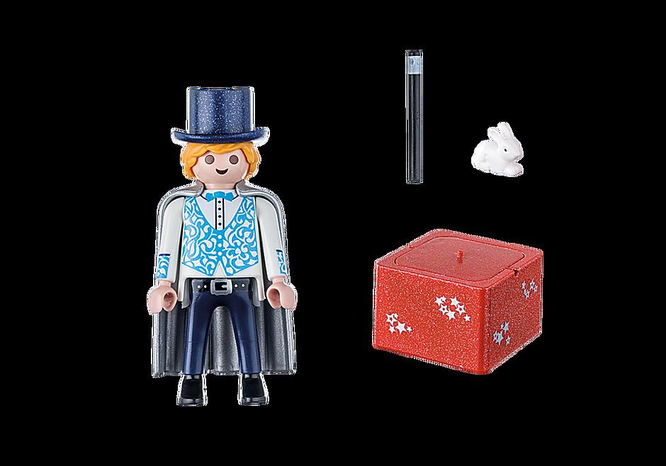70156 Magicien et boîte detail image 3