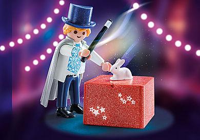 70156 Magicien et boîte