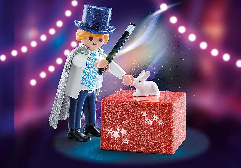 70156 Magicien et boîte detail image 1