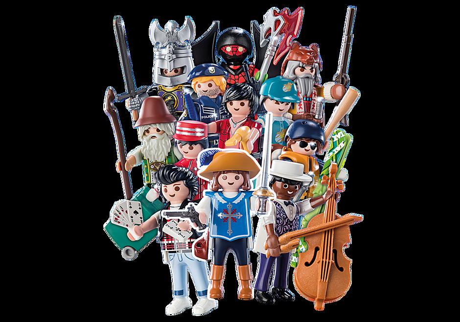 http://media.playmobil.com/i/playmobil/70159_product_detail/PLAYMOBIL Figures Series 16 - Boys