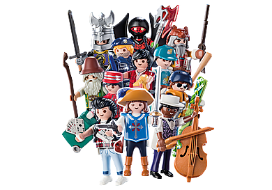 70159_product_detail/PLAYMOBIL Figures Series 16 - Boys