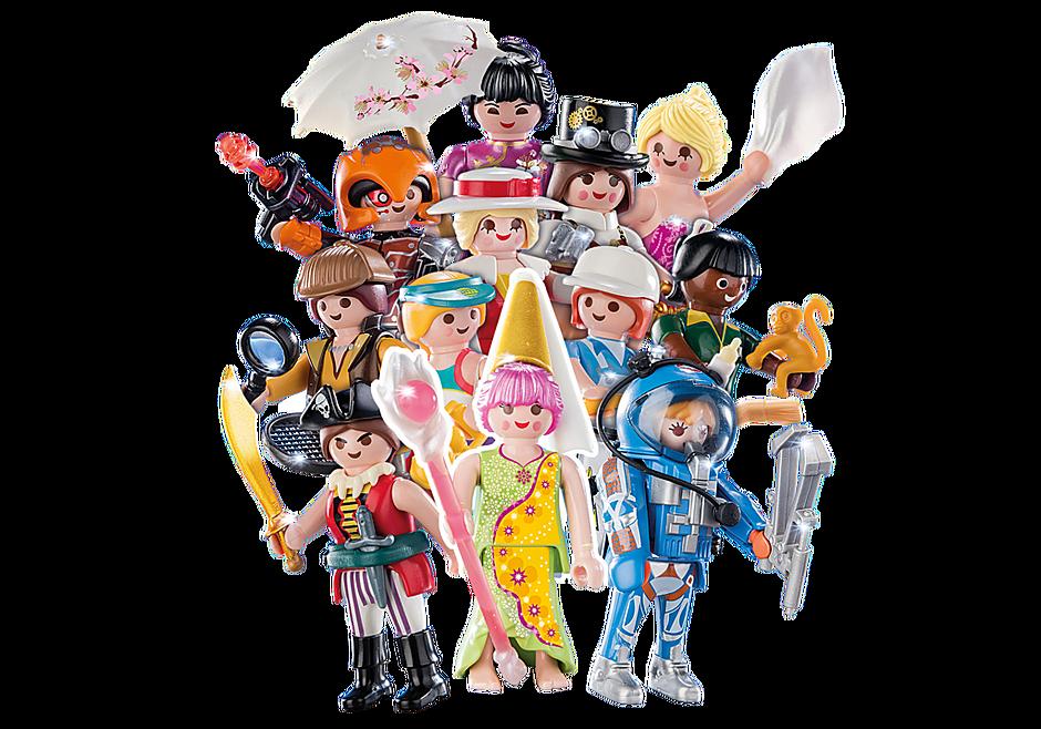 http://media.playmobil.com/i/playmobil/70160_product_detail/PLAYMOBIL Figures Σειρά 16 - Κορίτσι