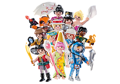 70160 PLAYMOBIL-Figures Girls (S16)