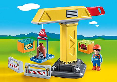 70165 Construction Crane