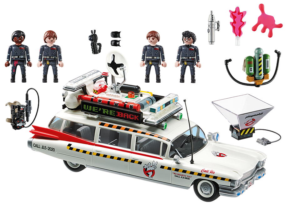 70170 Ghostbusters Ecto-1A detail image 4