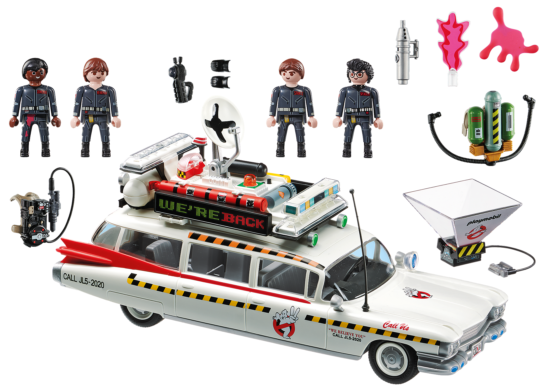 70170 Ghostbusters™ Ecto-1A zoom image4