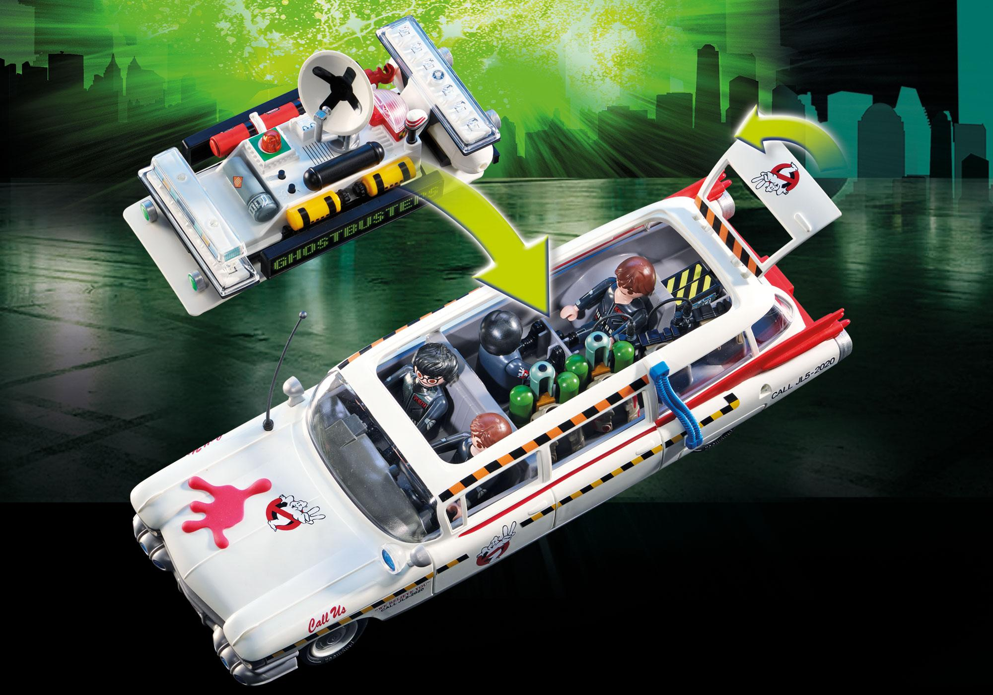 http://media.playmobil.com/i/playmobil/70170_product_extra2/Ghostbusters™ Ecto – 1A