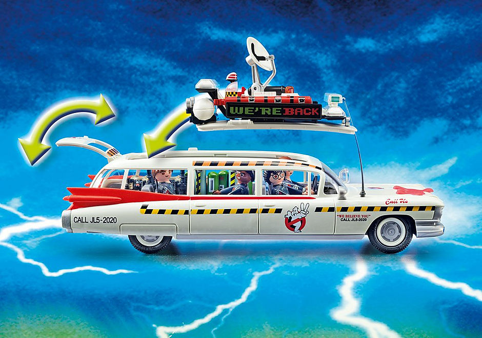 70170 Ghostbusters Ecto-1A detail image 7