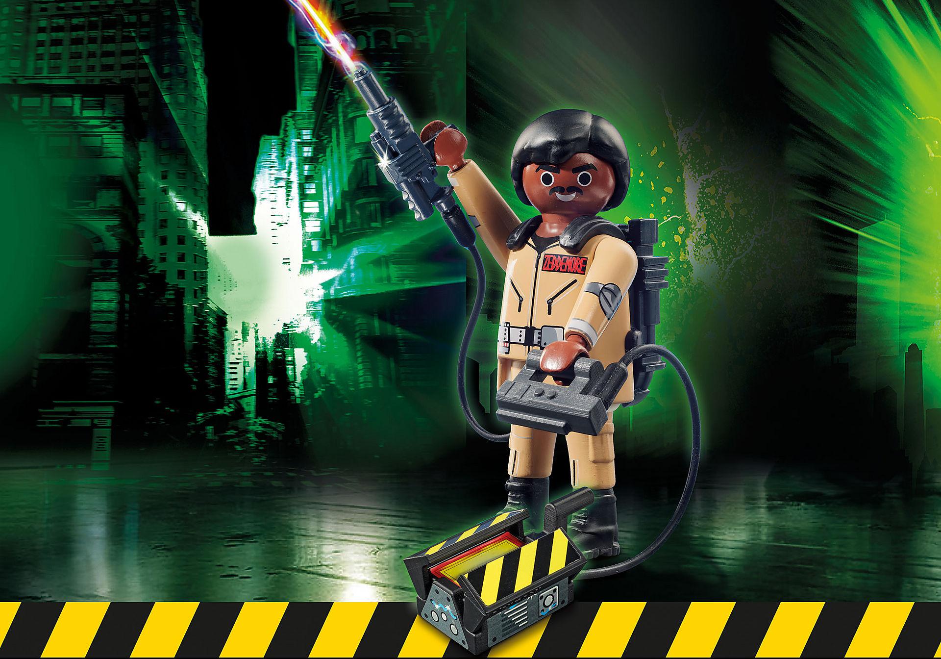 http://media.playmobil.com/i/playmobil/70171_product_box_front/Ghostbusters™ Sammlerfigur W. Zeddemore