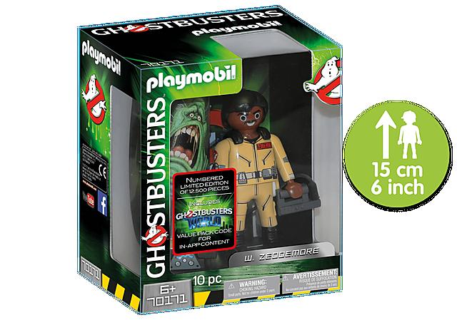 70171_product_detail/Ghostbusters™ Συλλεκτική φιγούρα Γουίνστον Ζέντμορ