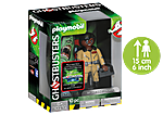 Ghostbusters™ Collection Figure W. Zeddemore