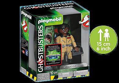70171 Ghostbusters™ Samlarutgåva W. Zeddemore