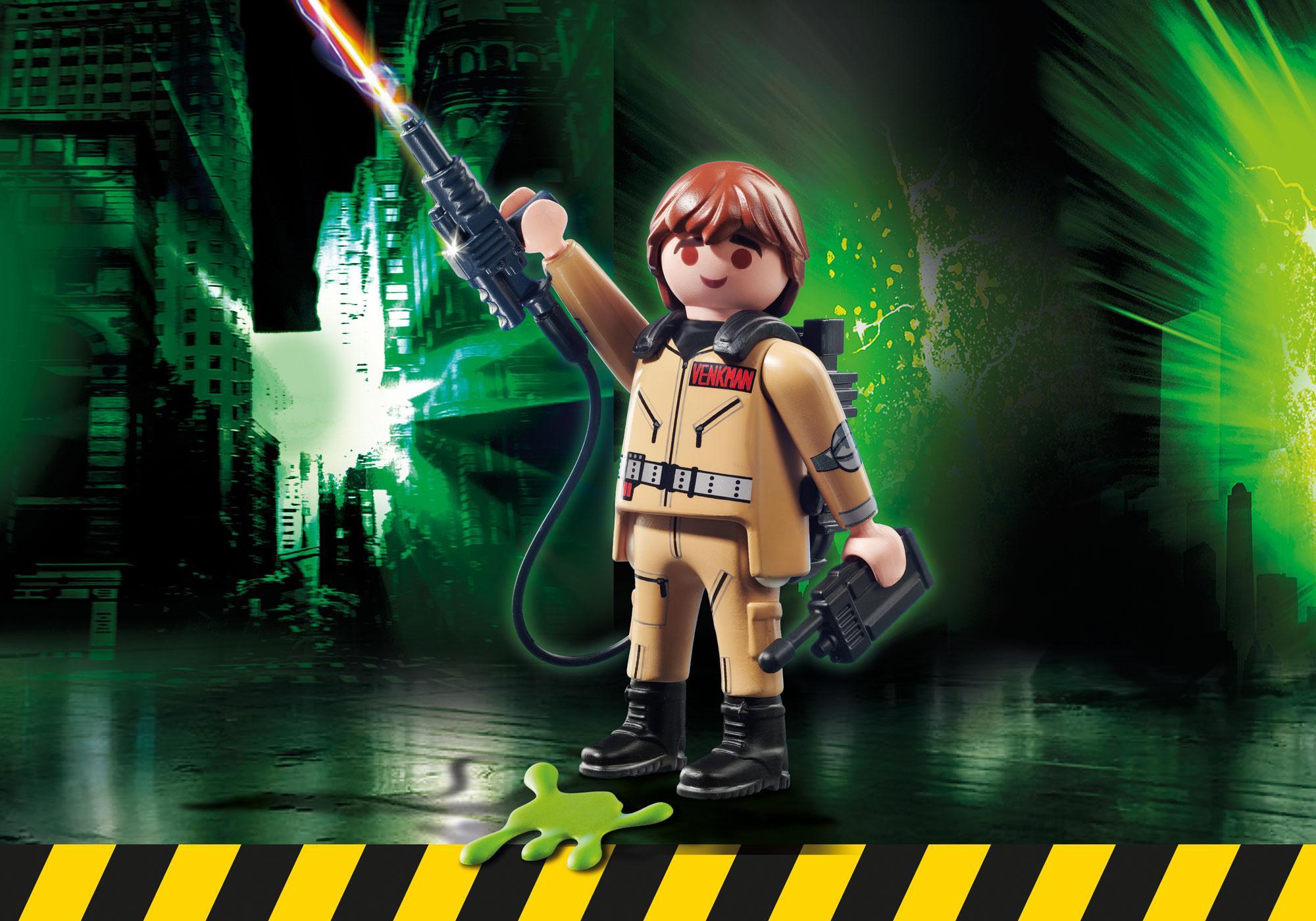 http://media.playmobil.com/i/playmobil/70172_product_box_front/Ghostbusters™ Sammlerfigur P. Venkman