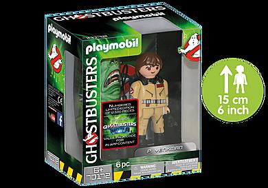 70172 Ghostbusters™ Samlarutgåva P. Venkman