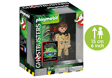70172_product_detail/Ghostbusters™ Samlefigur P. Venkman