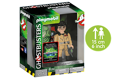 70173 Ghostbusters Collector´s Edition E. Spengler