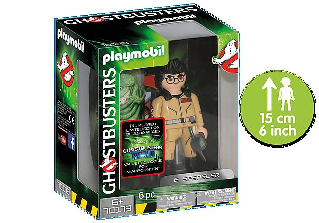70173_product_detail/Ghostbusters™ Συλλεκτική φιγούρα Ίγκον Σπένγκλερ