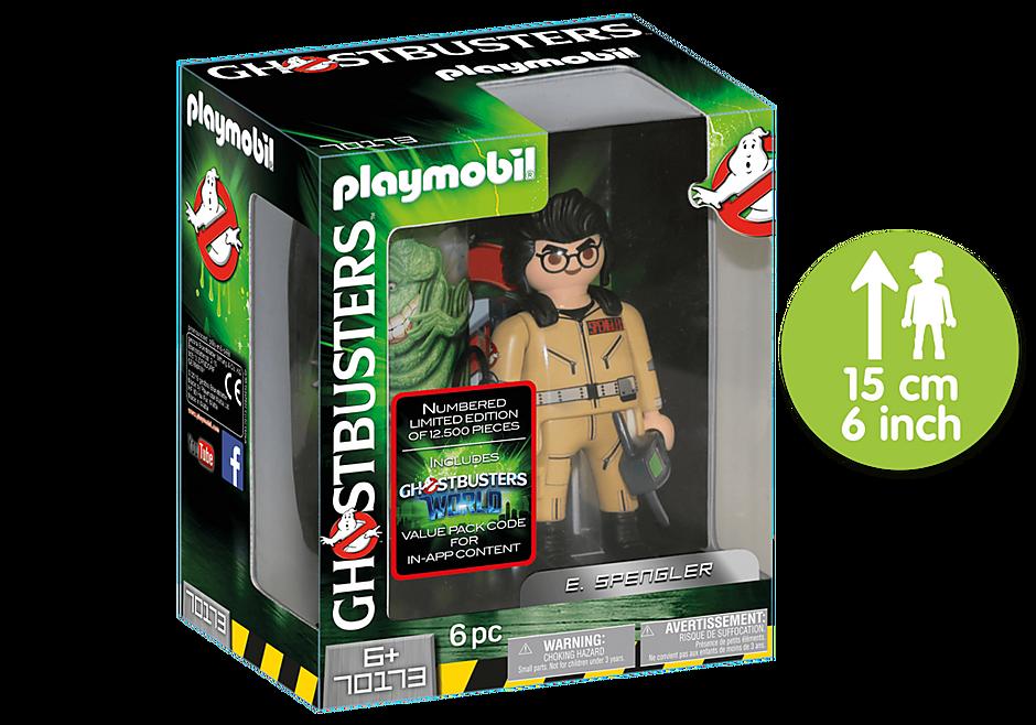 http://media.playmobil.com/i/playmobil/70173_product_detail/Ghostbusters™ Figura Colecionável E.Spengler