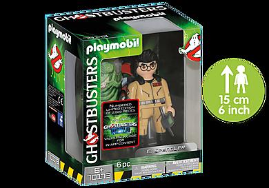70173_product_detail/Ghostbusters™ Figura Colecionável E.Spengler
