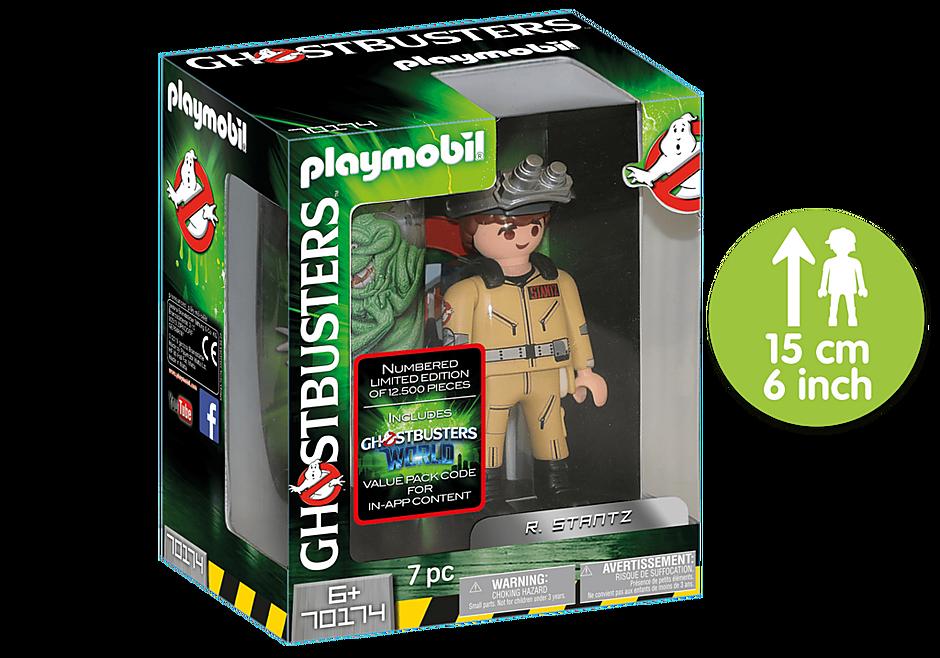 http://media.playmobil.com/i/playmobil/70174_product_detail/Ghostbusters™ Συλλεκτική φιγούρα Ρέι Σταντζ