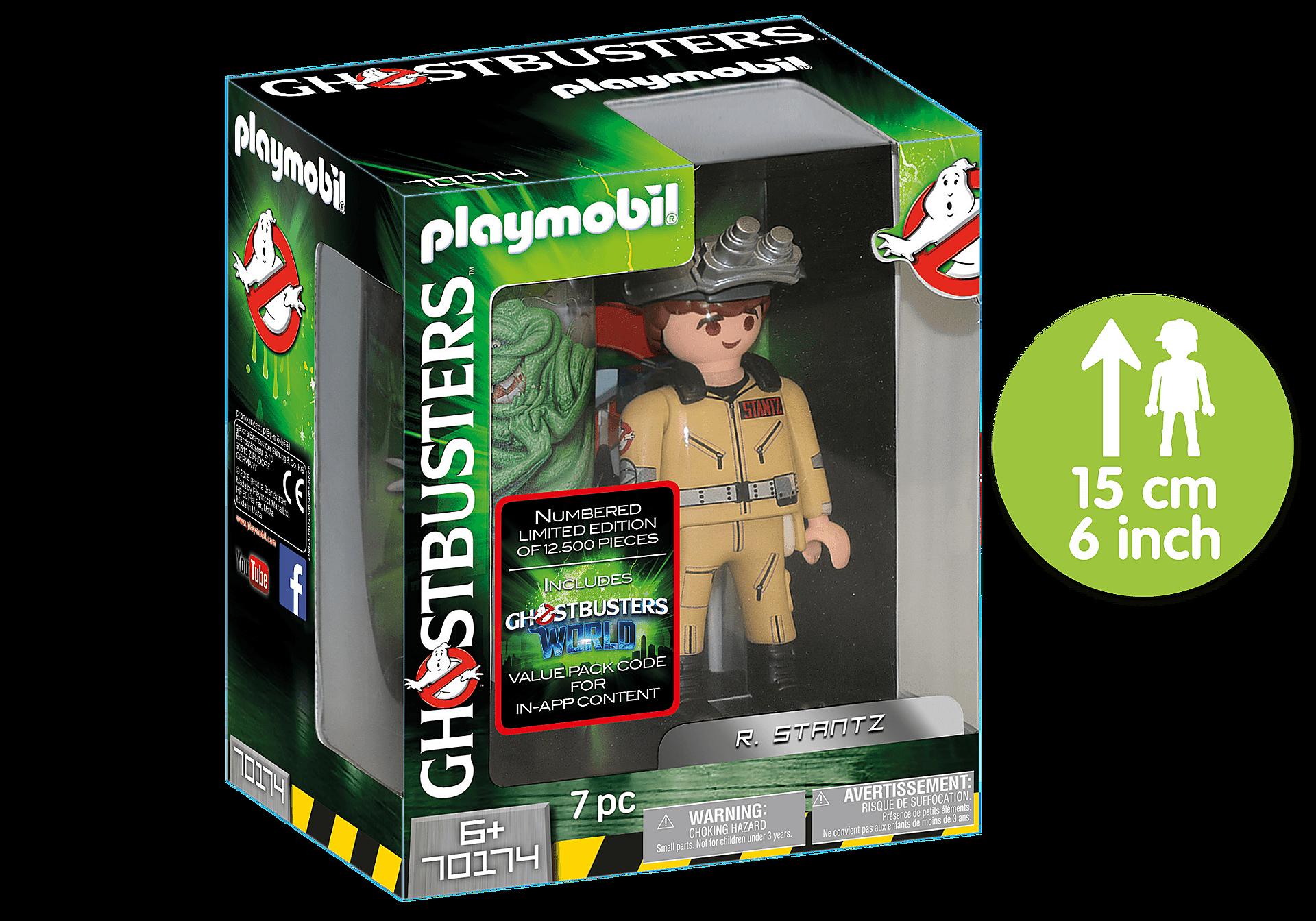 70174 Ghostbusters™ Συλλεκτική φιγούρα Ρέι Σταντζ zoom image1